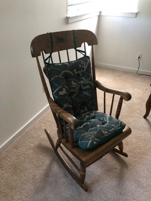 Classic rocking chair for Sale in Vienna, VA