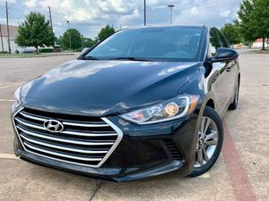 2017 HYUNDAI ELANTRA, 28,000 MILES, NO ACCIDENT, EXCELLENT TECHNICAL CONDITION for Sale in Houston, TX