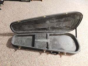 1970'S TEAR DROP ELECTRIC GUITAR HARD CASE for Sale in Spring Hill, FL