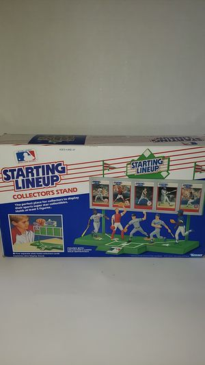 Starting Lineup Collectors Stand MLB for Sale in Santa Ana, CA