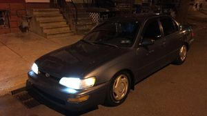 Toyota Corolla 97 auto no check engine runs and drives good TRADE FOR STICK SHIFT for Sale in Reading, PA