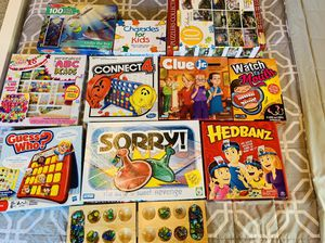 Games & Puzzles for kids for Sale in Antelope, CA