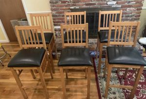 Bar Chairs $260 OBO for Sale in Fresno, CA