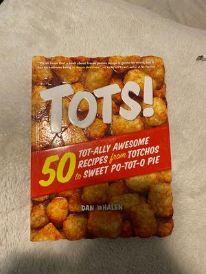 Tater Tot Recipe Book for Sale in Seattle, WA