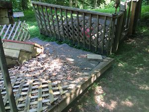 Deck, camper, porch for Sale in Scottdale, PA
