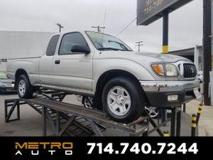2002 Toyota Tacoma for Sale in La Habra, CA