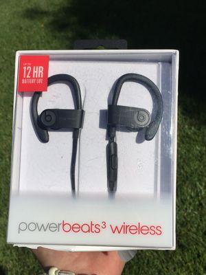 Power Beats 3 wireless for Sale in San Jose, CA
