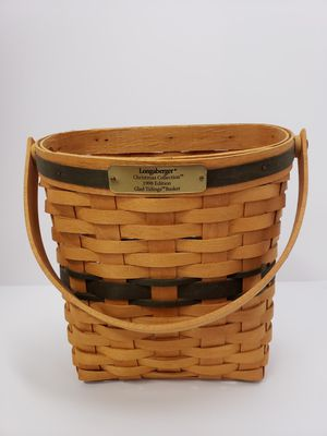 1998 Longaberger Christmas Collection Basket for Sale in Port Orchard, WA
