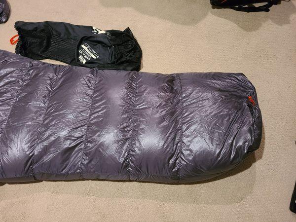 REI Magma 15 Men's Regular Sleeping Bag