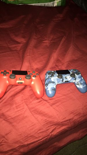 Ps4 controllers for Sale in Colorado Springs, CO