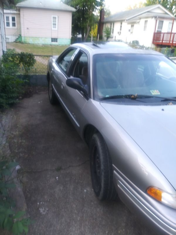 96 Chrysler Concorde