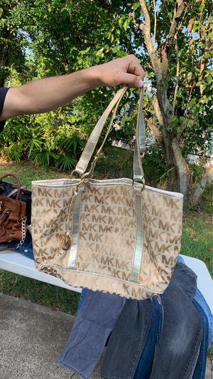 Michael Kors tote bag for Sale in Pasadena, TX