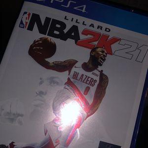 NBA 2k21 for Sale in Seattle, WA