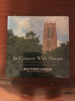 Bok Tower CD brand new sealed for Sale in Winter Haven, FL