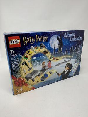Lego Harry Potter advent calendar 75981 for Sale in Denver, CO