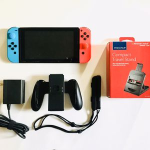 Nintendo Switch System Console + Stand for Sale in Norwalk, CA