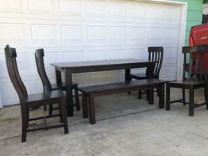 Mahogany Table for Sale in Granite Bay, CA