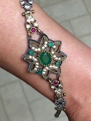 Vintage 1920- 1940's Costume jewelry bracelet for Sale in San Rafael, CA