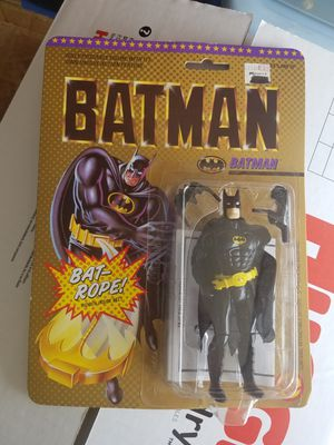 1989 batman action figure for Sale in Newberg, OR