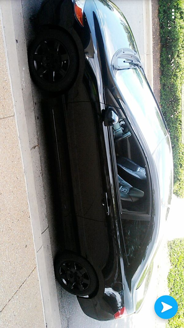 I sell this car or trade honda civic lx 2008 lx coupe stereo camera and everthing