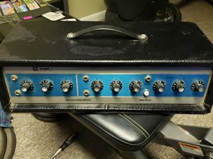 Knight solid state guitar amplifier (vintage) for Sale in Grand Island, NE