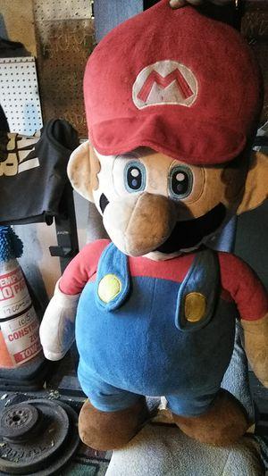 Mario Bros plushy for Sale in Riverside, CA