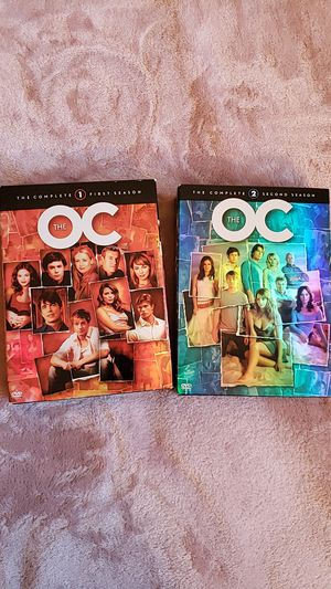 The OC DVDs & Board Game for Sale in Fort Lauderdale, FL