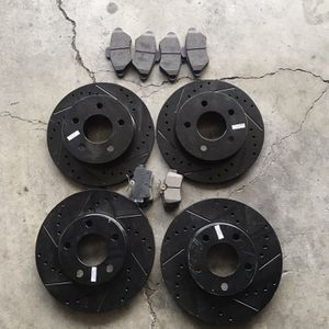 96-05 Mustang Brakes And Rotors for Sale in Stockton, CA