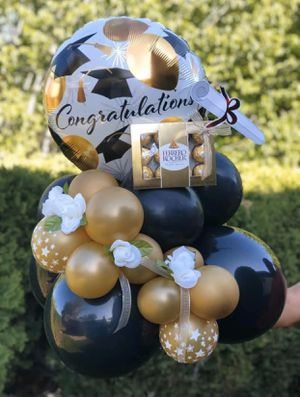 Balloon bouquet 🎈 for Graduated for Sale in Richland, WA