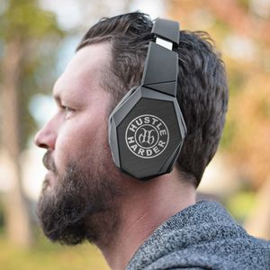 Brand new Hustle Harder Inc Bluetooth Headphones for Sale in Tampa, FL