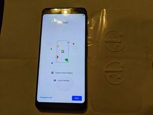 New Google Pixel 3, 128GB, Just Black. Free Spigen Case. for Sale in Holt, FL