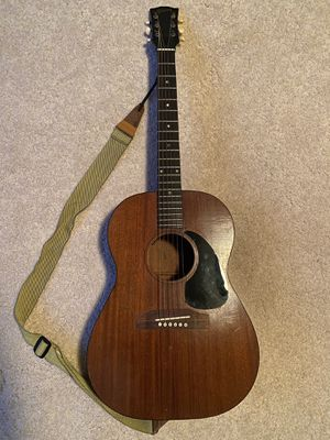 Gibson LG-0 with Martin pickup made in 1964 for Sale in Kalamazoo, MI