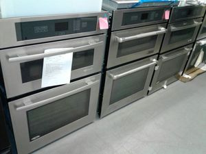 Brand new JennAir wall microwave and ovens combo for Sale in Baltimore, MD