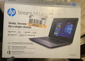 Hp Stream 14 Laptop for Sale in Castroville, CA