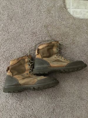 Marine corps Danner RAT boots size (10 wide for Sale in Santee, CA