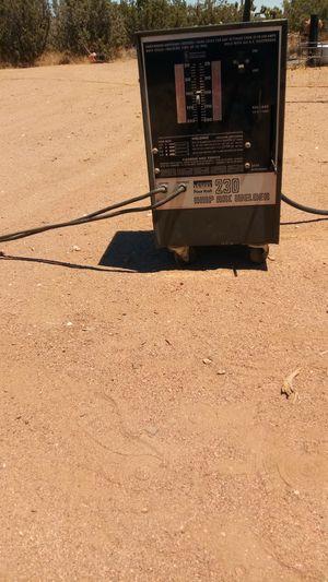 Montgomery ward power Kraft 230 amp arc welder for Sale in Oak Hills, CA