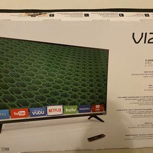 "Vizio 43"" Smart TV for Sale in Trenton, NJ"