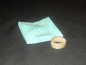Authentic Tiffany and Co Somerset Ring for Sale in Ontario, CA