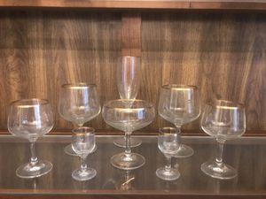 Set of China Glasses for Sale in Miami, FL