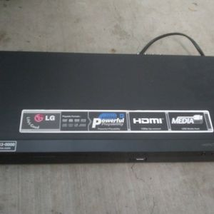 LG DVD Player for Sale in San Leandro, CA