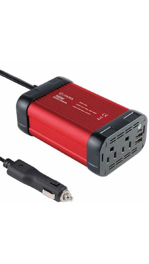 AC / DC converter with usb.. Convertidor para vehiculo for Sale in Los Angeles, CA
