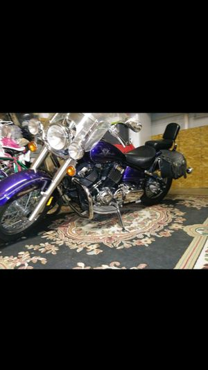 Yamaha Vstar Motorcycle for Sale in Victorville, CA
