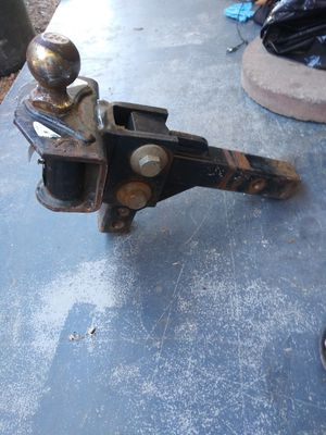 Weight distribution hitch for Sale in Peoria, AZ