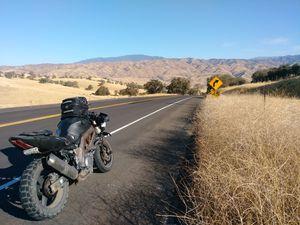 50MPG! SV650 Adventure Bike - Mad Max ADV Ducati Monster for Sale in Mission Viejo, CA