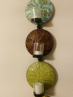 Accent Wall Candle Holder for Sale in Federal Way,  WA