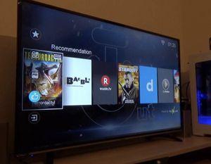 50 inch smart tv 4K Hisenes for Sale in Arlington, VA