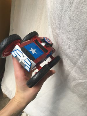 Captain America toy car for Sale in Lake Oswego, OR