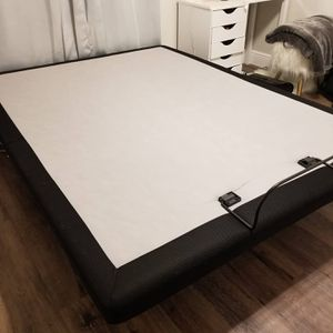 Kanes furniture queen size recliner bed frame for Sale in Pinellas Park, FL