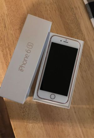 Tmobile iPhone 6 s 32gb for Sale in San Bernardino, CA