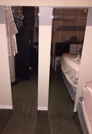 Two sets of mirrors for Sale in Midland, TX